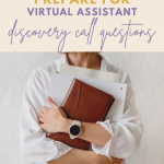 How to Prepare for Discovery Calls as a Virtual Assistant